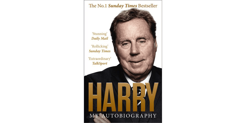 Always Managing: My Autobiography Harry Redknapp