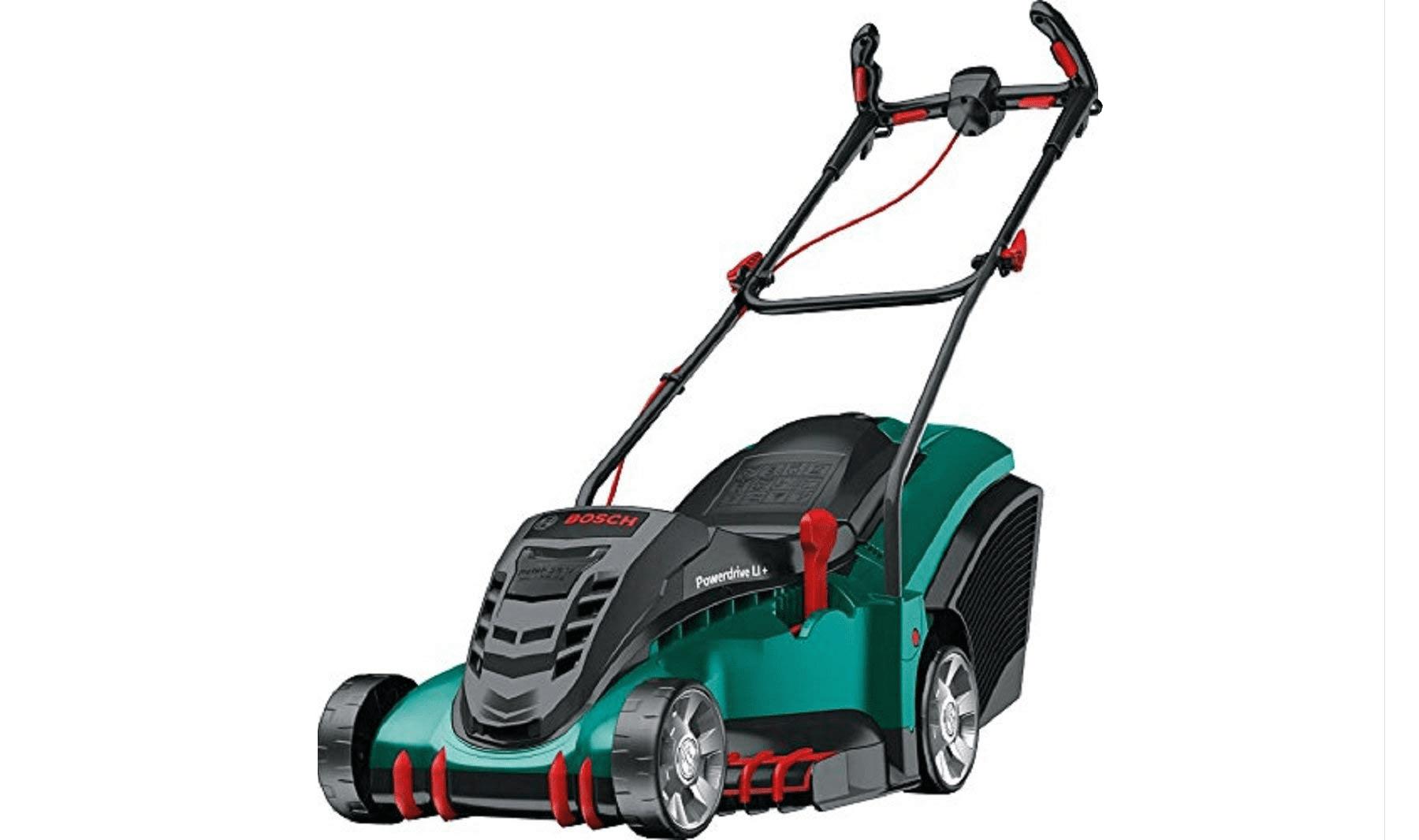 Bosch Rotak 430 LI Cordless Lawnmower