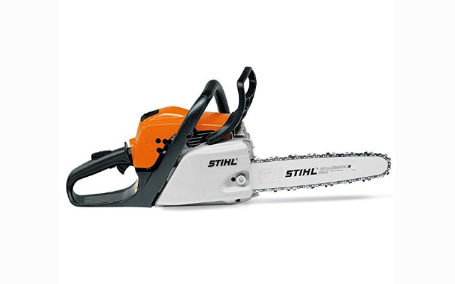 "Stihl MS Petrol Chainsaw (14"")"