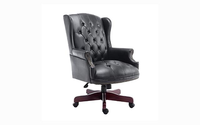 HOMCOM Luxury Leather Chair