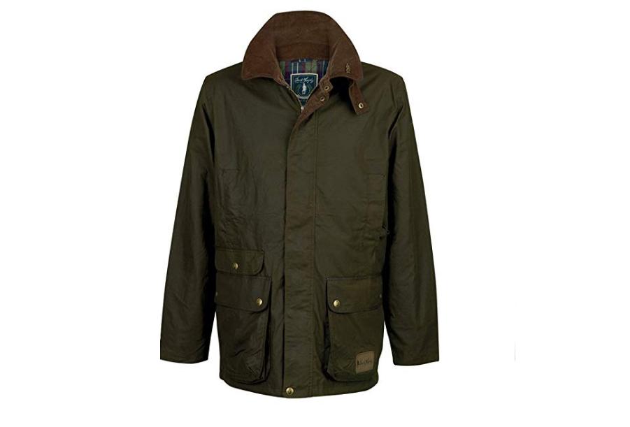Jack Murphy Sedgefield Wax Jacket