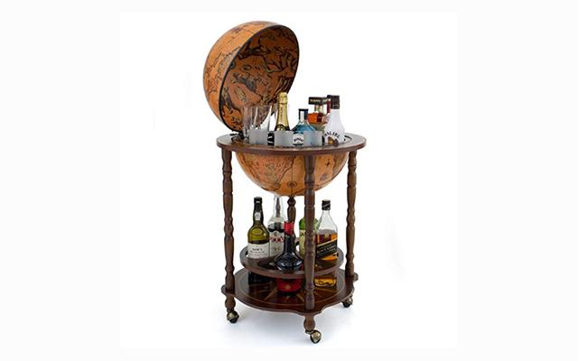 Classica Art 40 Bar Globe by Zoffol