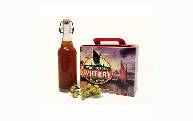 Woodforde's Wherry' Real Ale 40 Pint Homebrew Beer Kit