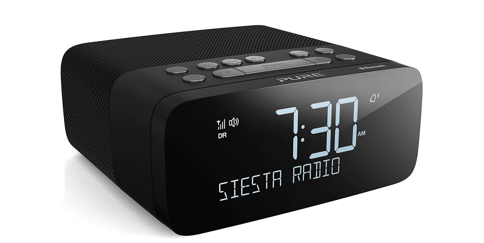 Pure Siesta Rise S Alarm Clock