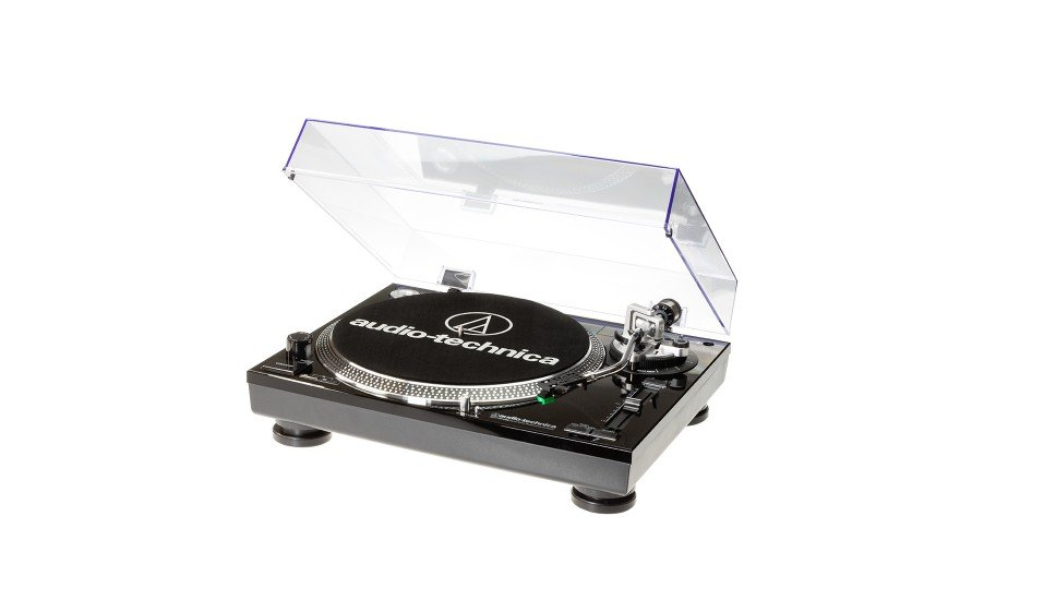 The Audio-Technica Turntable