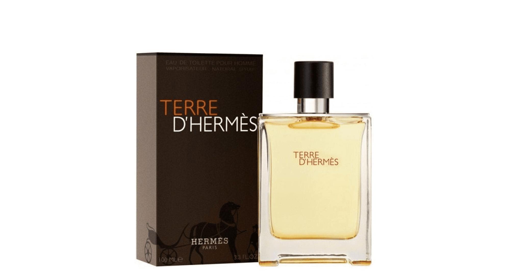 Hermes Terre D'Hermes Eau de Parfum pure perfume