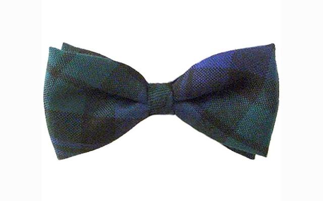 Ingles Buchan Scottish Tartan Bow Tie