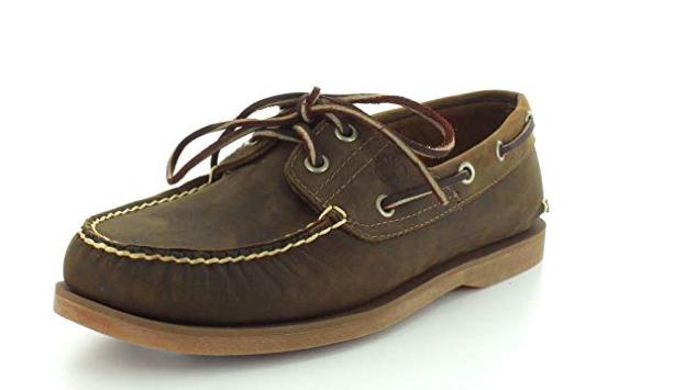 Timberland 2-Eyed Boat Shoe