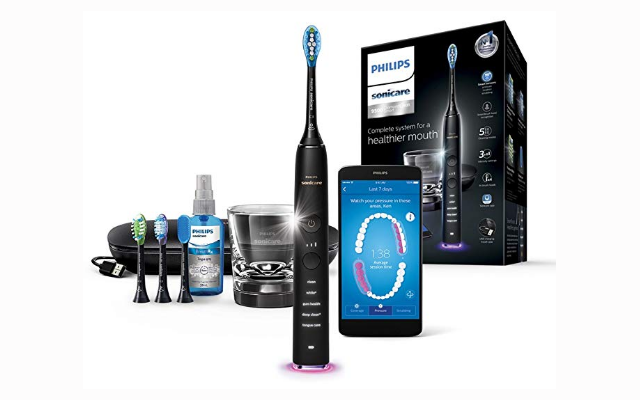 Phillips Sonicare Diamondclean Electric Toothbrush