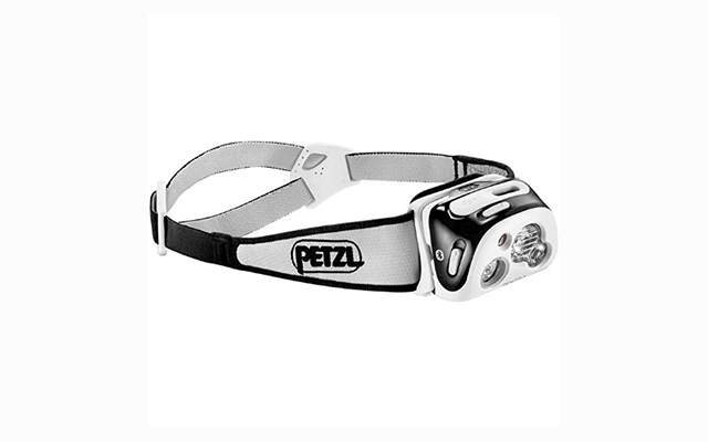 Petzl Reacik + Rechargeable Head Lamp