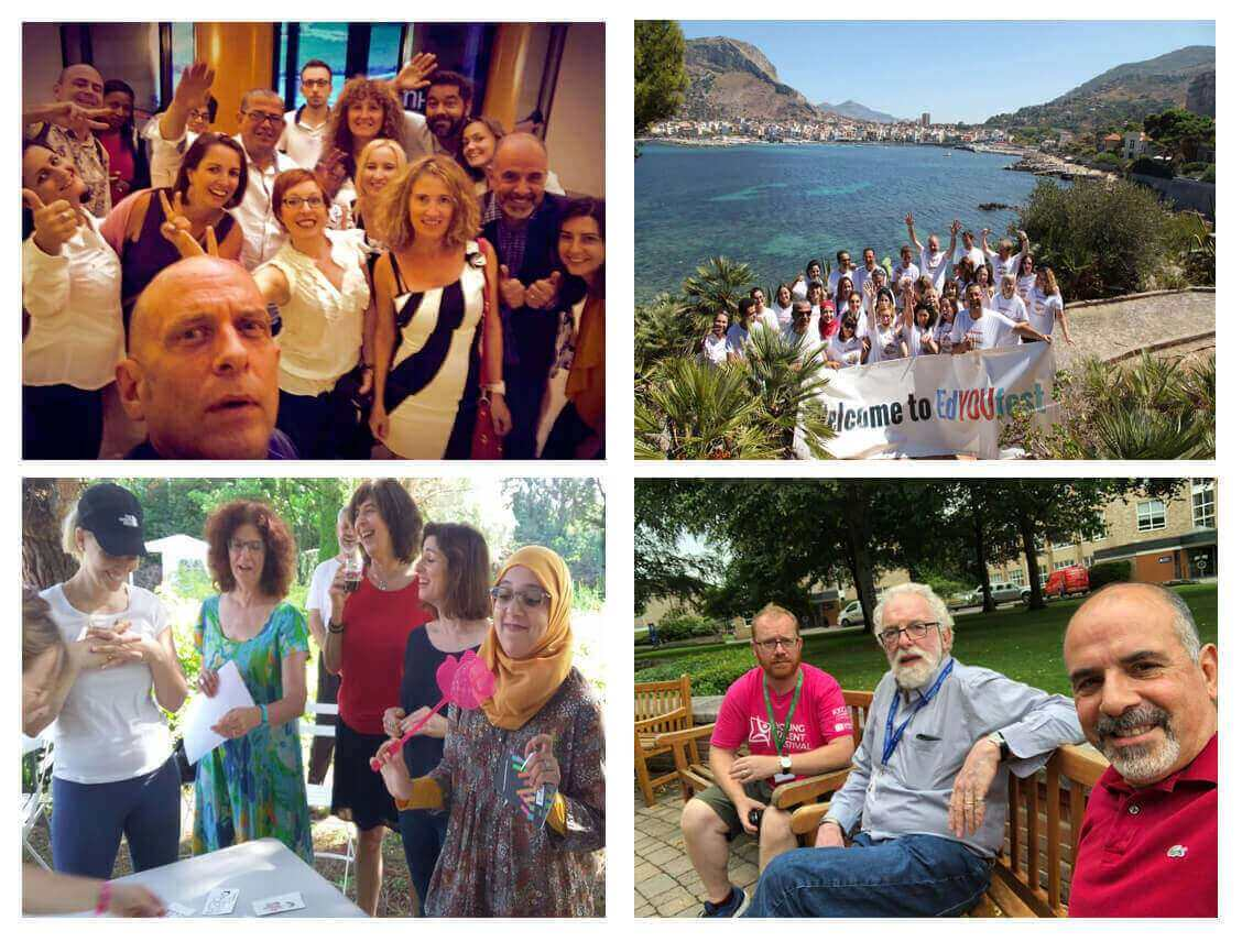 EdYOUfest collage of image from Summer 2015