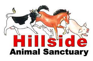 hillside animal sanctuary logo