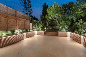 patio design in london