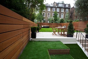 patio referbishment in London