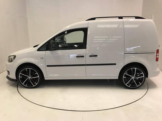 customised vans
