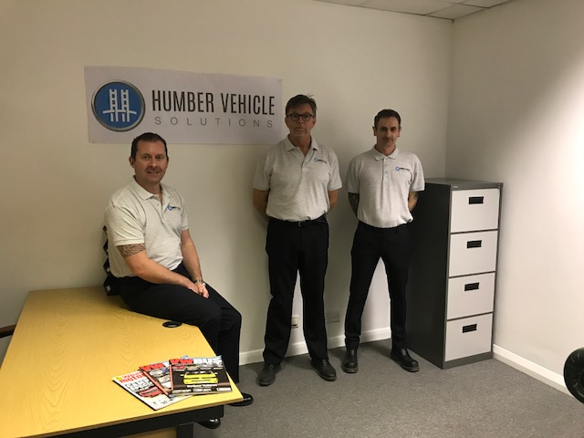 Humber Vehicle Solutions team