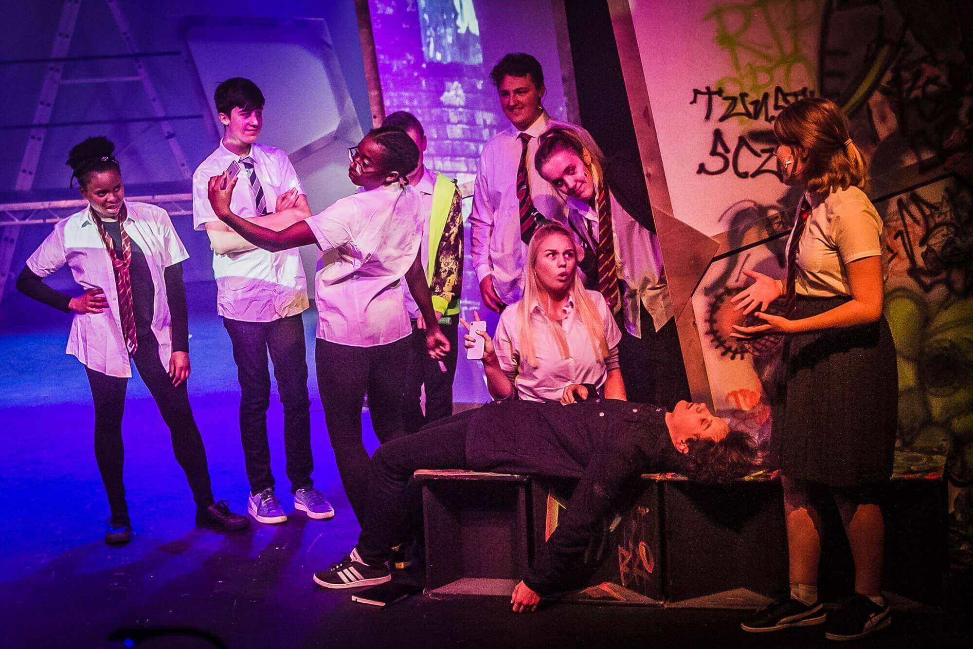 Youth Theatre Production in Southampton