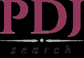PDJ search logo