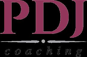 PDJ coaching logo