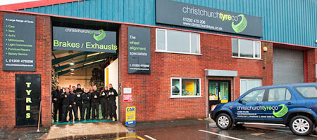 About Christchurch Tyres Ltd Tyre Co