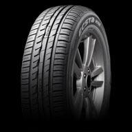 Car Tyres - Family Saloon - Ecsta