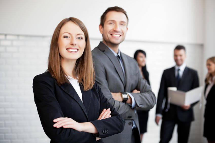 Image of Financial Advisor Team