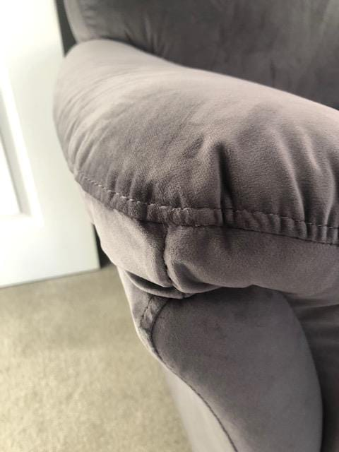 how can you fix a sinking couch