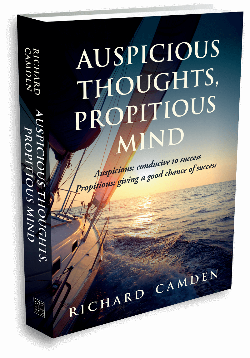 Auspicious Thoughts Book