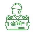 Engineering, Plant Icon