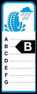 Tyre label example