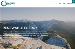 Bio-Energy International - website design by Toolkit Websites, professional web designers