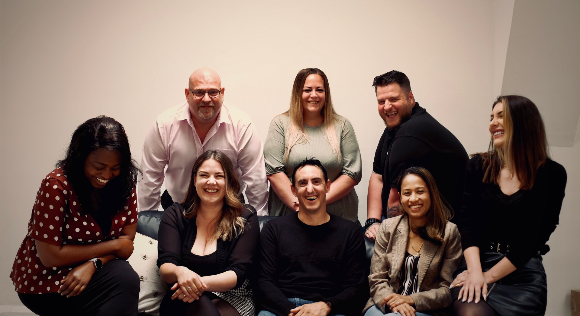 Beehive team picture