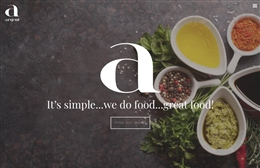Argent Catering - website design by Toolkit Websites, professional web designers