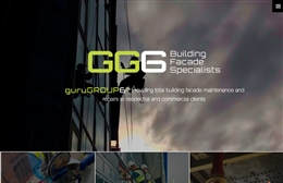 Guru Group 6 - Glazing and Fire Safety Services Web Design by Toolkit Websites