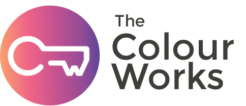 Aspire Learning and Development | Aspire | The Colour Works Logo