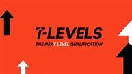 Aspire Learning and Development | Aspire | T-Levels Logo