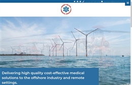 Energy Sector Medical Services - web design by Toolkit Websites, professional web designers