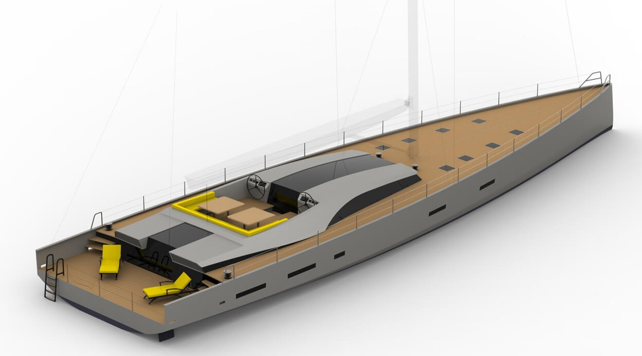 Owen Clarke are designers and naval architects who undertake a wide variety of design and naval architecture tasks in the superyacht world. We offer principally project management and professional design services for large sailing cruising and racing yacht projects.