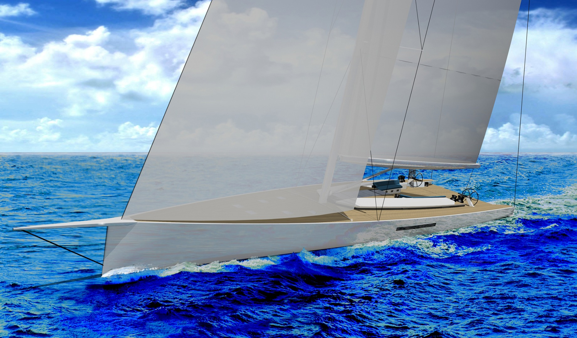 . This is a high performance racing class branded with the Wally name, but also capable of racing in bucket and superyacht regattas under the ORCsy rule.