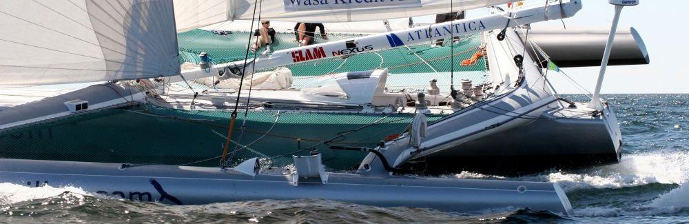 ORMA 60 TRIMARAN FOR SALE-Redesign : Owen Clarke Design - Yacht