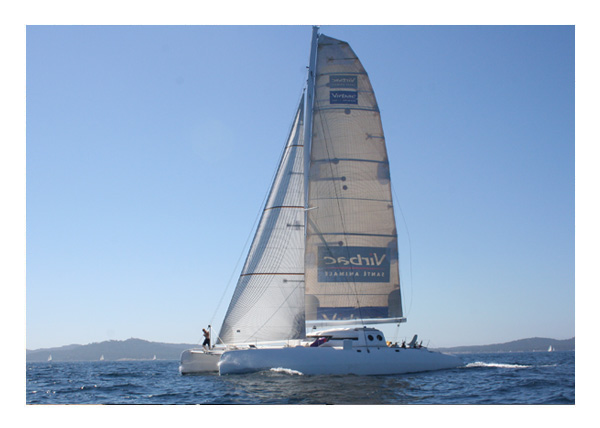 Multihulls - catamarans and trimarans for sale-Redesign