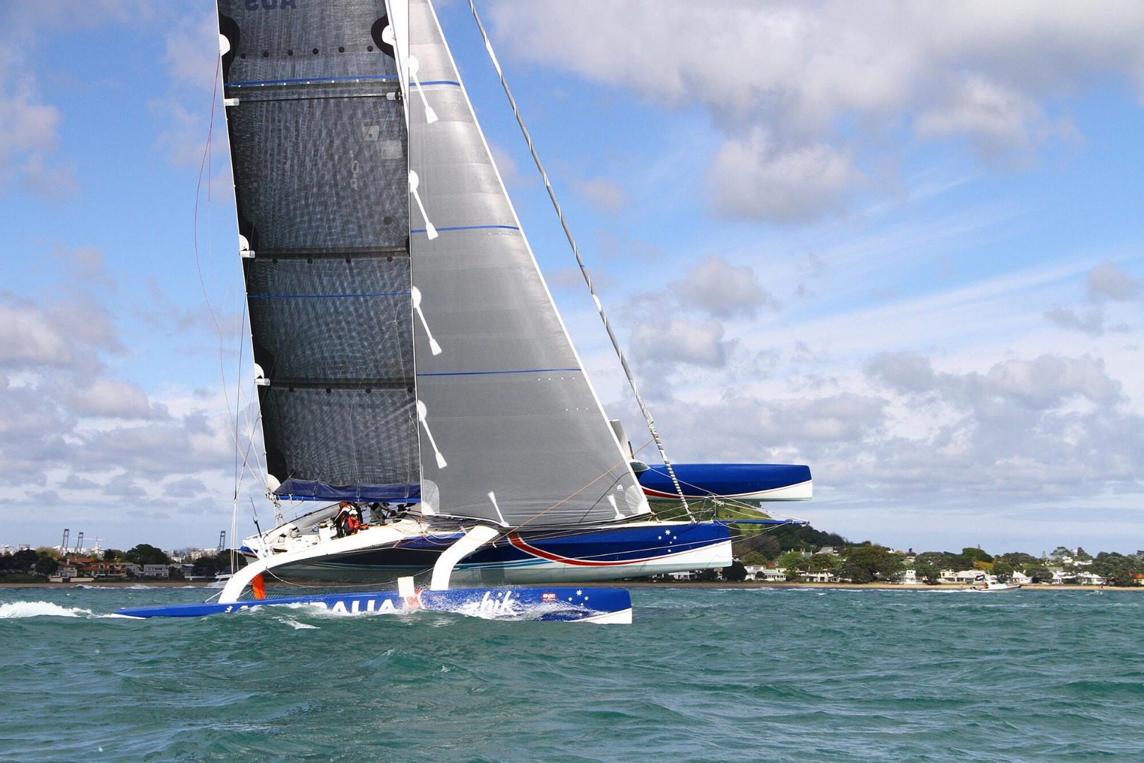 OC Performance Yacht Brokerage Services have multihulls - catamarans and trimarans for sale. We are an international yacht broker with specialist experience in the operation and sale of used, pre owned performance sailing yachts and have a long history in sailing and designing cruising and racing multihulls.