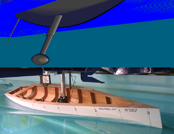 Owen Clarke Design offer tank test, computational modelling and CFD consultancy services to the large yacht and superyacht industries both for new vessels, refit and ongoing performance improvement of cruising and racing yachts.