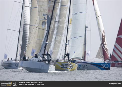 RACE START PHOTO © JEAN-MARIE LIOT / NCR10