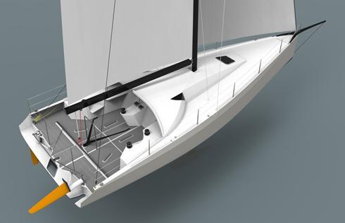 Class 40 Open Racing Yacht : Owen Clarke Design - Yacht ...