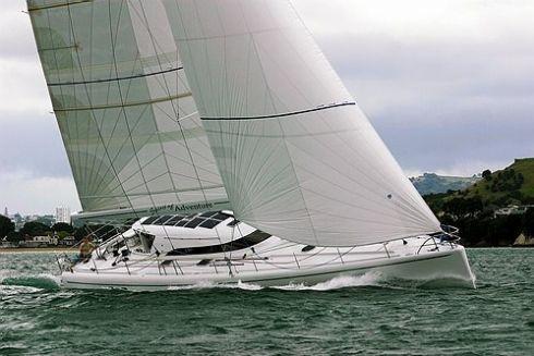Performance Custom Cruising Yacht Design : Owen Clarke Design ...