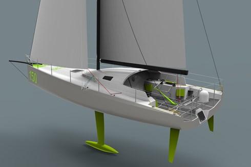 Class 40 Open Racing Yacht Owen Clarke Design Yacht