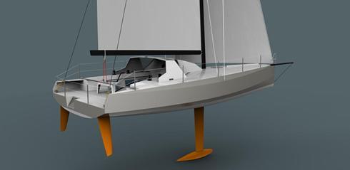 Owen Clarke Design 4th Generation Class 40