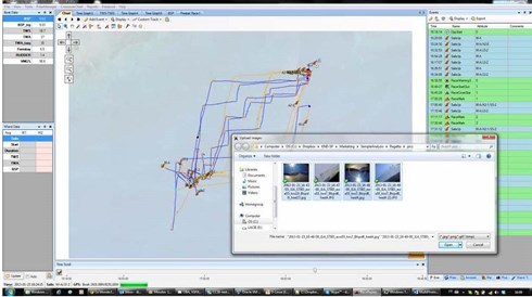 Racing yacht performance data logging and analysis : Owen