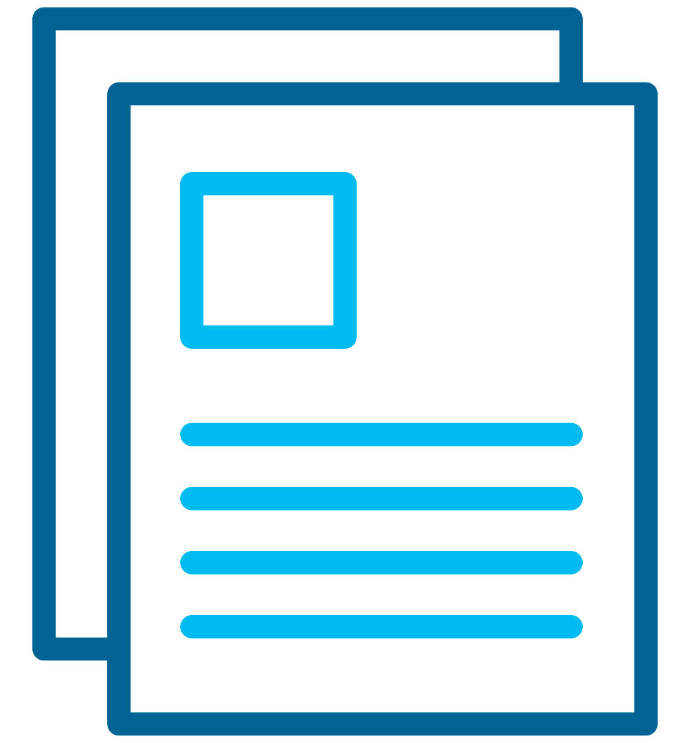 Document Scanning Icon